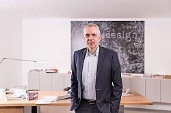Claus Saumweber - Geschäftsführer von Bohnacker Ladeneinrichtungen