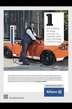 Florian Fritsch, Pionier der Elektromobilität