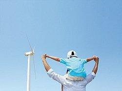 Einfach ein gutes Gefühl: Investieren mit doppelter Rendite in Zukunftsenergien