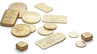 Gold kaufen als Geldanlage