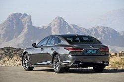 Lexus Spitzenmodelle - Traditions-Handwerk und Top-Technologie
